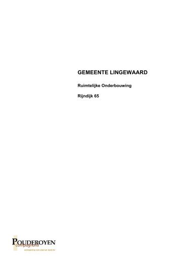 Servicepagina Gemeente Lingewaard