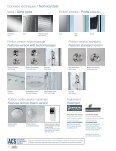 NEW HOLIDAY S2F100 Porte S + 2 panneaux fixes vitrés ... - Novellini - Page 3