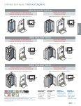 NEW HOLIDAY S2F100 Porte S + 2 panneaux fixes vitrés ... - Novellini - Page 4