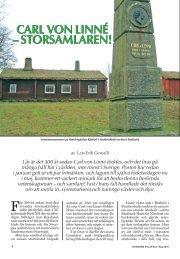 carl von linné - Nordisk Filateli