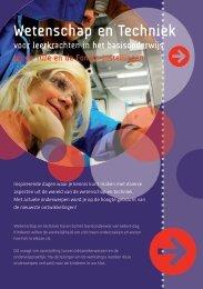 Wetenschap en Techniek - Pabo Eindhoven