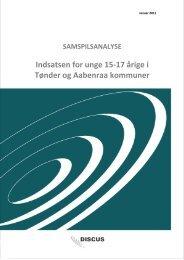 Samspilsanalyse - Discus