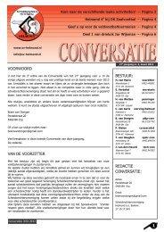 Conversatie Maart 2013 - Over SV-Helmond