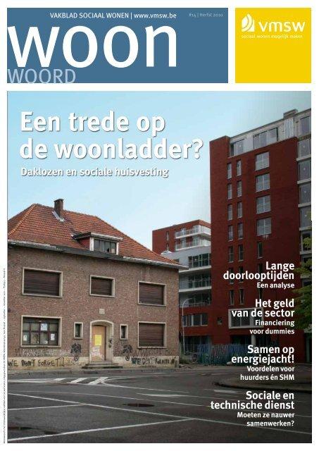 Woonwoord nr 14 (pdf - 2,17 Mb) - Vlaamse Maatschappij voor ...
