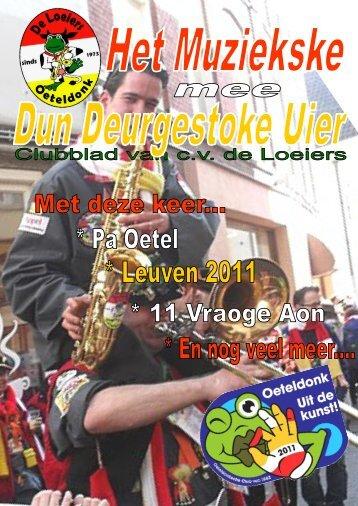 Jaargang 1 - nummer 2: Bemmel 2011 - De Loeiers