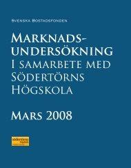 Marknadsundersökning 2008 2013-06-14, 311,49 Kb - Svenska ...