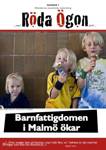 Download (PDF, 1.13MB) - Malmös socialistiska veckotidning