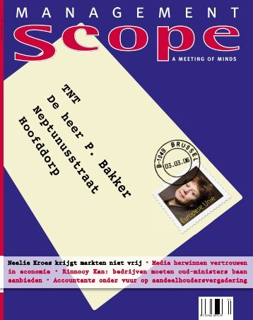 Management Scope 03 2006
