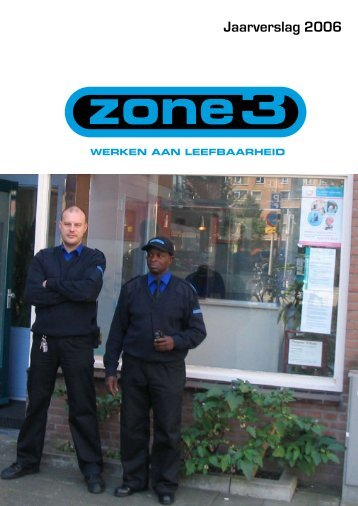 Jaarverslag 2006 - Zone 3