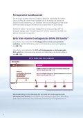 Förskrivarguide för Xarelto® (rivaroxaban) - Internetmedicin - Page 4