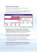 Förskrivarguide för Xarelto® (rivaroxaban) - Internetmedicin - Page 5