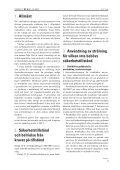 användning av joniserande strålning vid undervisningen i ... - Finlex - Page 3