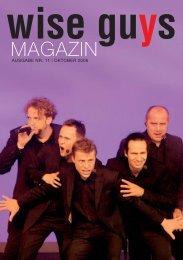 w SPEZIAL 2006 NACHT SPEZIAL 2006 NACHT 4 ... - Wise Guys