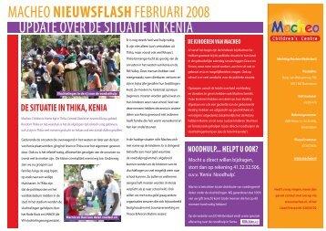 Download deze Nieuwsflash (PDF-bestand, 381 kB) - Macheo ...