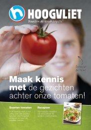 Maak kennis met de gezichten achter onze tomaten! - Hoogvliet