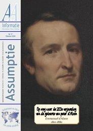 AA Info - Roma, Oktober 2009 - n.17 - Augustins de l'Assomption