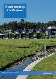 Klimatstrategi i Sollentuna - Sollentuna kommun
