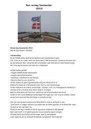 Verslag van de reis naar Denemarken in 2010 met een SK ...