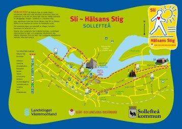 Hälsans Stig - Sollefteå kommun