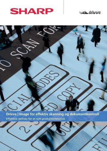 Drivve | Image for effektiv skanning og dokumentkontroll