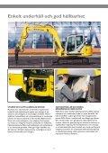 E70BSR, E80BMSR print - New Holland Team Sverige - Page 5