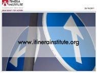 x - Itinera Institute