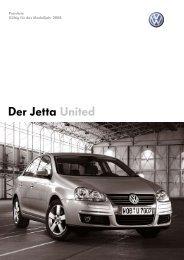 Der Jetta United - Autohaus Perski ohg