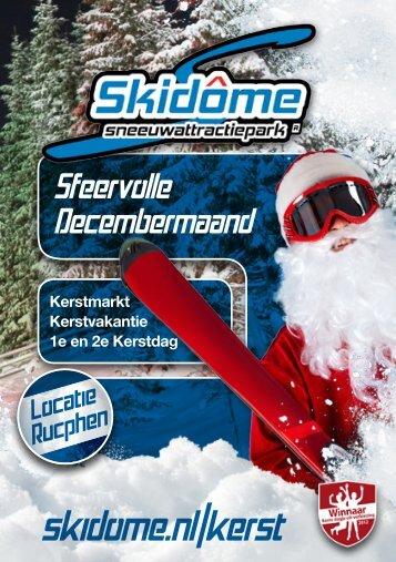 skidome.nl I kerst l I kerst - Skidôme