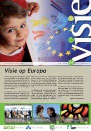 Visie op Europa - ACV
