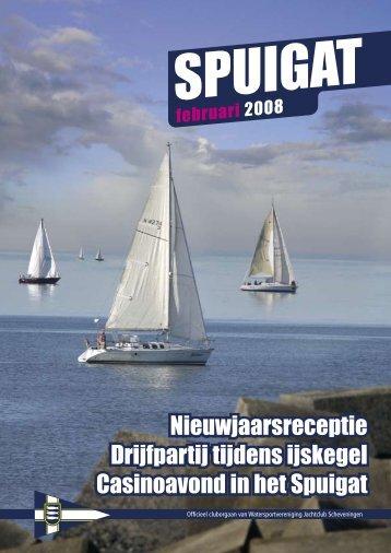 Spuigat - Jachtclub Scheveningen