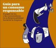 Guía para un consumo responsable - Educambiental - Gobierno de ...