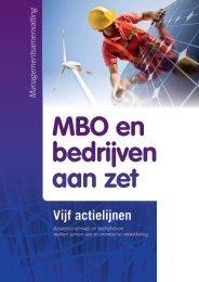 MBO en bedrijven aan zet - Platform Beta Techniek