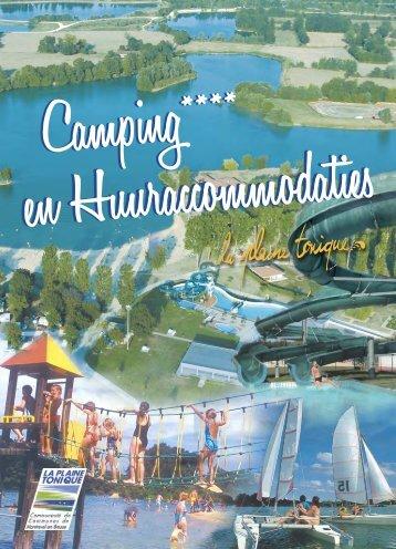 Download onze brochure in PDF formaat - La plaine tonique