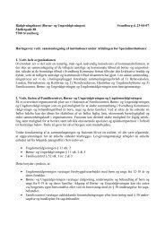 08.06 Bilag Høringssvar BUR - Svendborg Kommune - PolitikerWeb