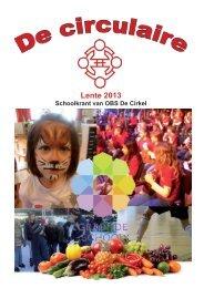 Lente 2013 - OBS de Cirkel 2009