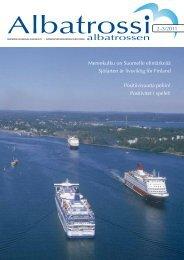 Merenkulku on Suomelle elintärkeää Sjöfarten är livsviktig för ...