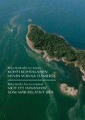 Merenkulku on Suomelle elintärkeää Sjöfarten är livsviktig för ... - Page 4