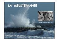 mediterranee histoir.. - geologie randonneurs
