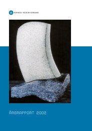 Årsrapport 2002 - Norges Rederiforbund