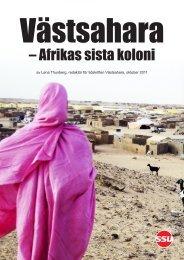 Ladda ner Västsahara – Afrikas sista koloni (11,2 MB) - SSU