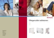 Oliegevulde radiatoren A3.indd - Dimplex