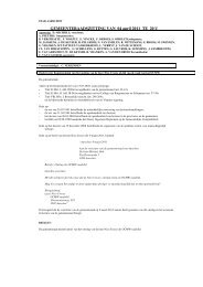 GR 04 april 2011 - verslag openbare zitting - Stad Aarschot
