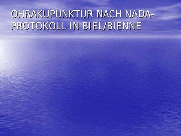 Ursula Schnell - Nada-Protokoll