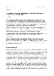 IKEA (pdf 95 kB) - Regeringen