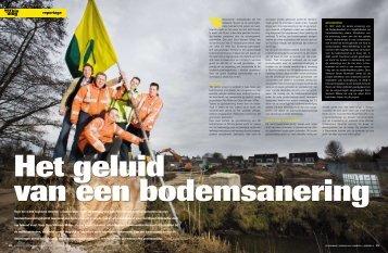 reportage - Dura Vermeer Divisie Infra