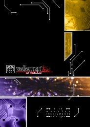Minikits - Velleman ® Projects