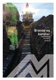 Brønde og kanaler 2012 - Melbye