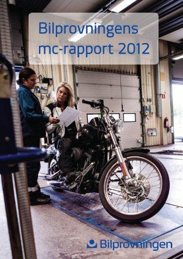Besiktningsresultat 2012 för Sveriges 10 vanligaste ... - Bilprovningen
