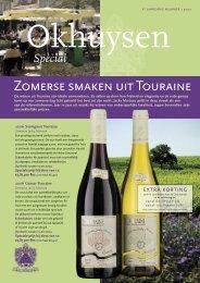Zomerse smaken uit Touraine - Okhuysen