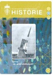 Terne - et anti ubåtvåpen - Forsvarets forskningsinstitutt